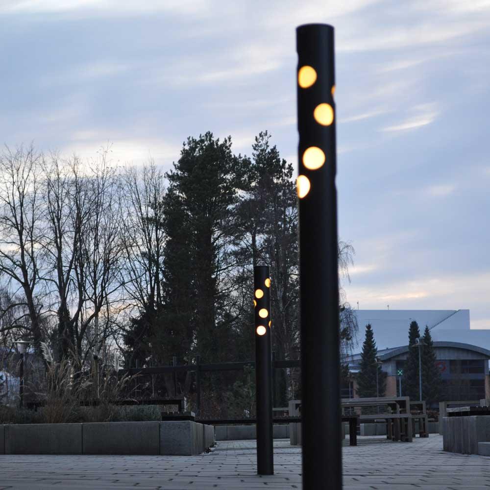 Mikado Orientation LED lampe